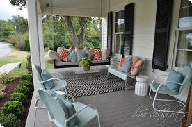 southern living porches southern living 2012 idea house dixie delights