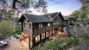 Log Cabin Luxury Homes No Splinters Here These 5 Luxury Log Cabins Are A Must See