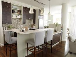 Funky Kitchen Cabinets Gray Upholstered Kitchen Counter Stools Design Ideas