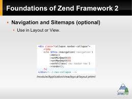 zend framework 2 override layout deprecated foundations of zend framework 2