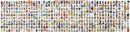 Character Memes - brad dotson s 1000 character meme by thezoologist on deviantart