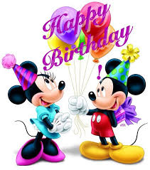 mickey mouse birthday happy birthday mickey mouse clipart clipartxtras