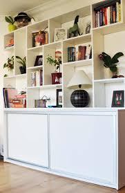 contemporary shelving unit fumro sliding wardrobes walk in