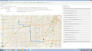 Google Maps Shortest Route Multiple Destinations by Spotfire Routing On Map Using Web Services Json U2013 Nemo U0027s Notes