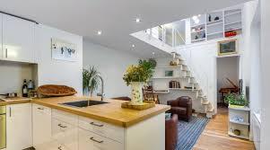 et cuisine home stunning deco cuisine bois et blanc ideas design trends 2017