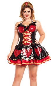 women u0027s plus size costumes forplay