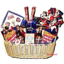 baseball gift basket baseball themed gift by white gift basket company using our