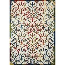 4 X 6 Outdoor Rug Trellis 4 X 6 Outdoor Rugs Rugs The Home Depot