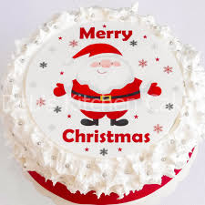 Christmas Cake Decoration Ideas Uk Cake Toppers Christmas Santa Santa Claus Cake Topper 7 5