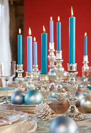 35 silver and blue décor ideas for christmas and new year digsdigs