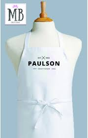 custom apron personalized apron womens apron mens apron apron