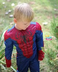 Spiderman Costume Halloween Spiderman Costumes Bryson U0027s Gravy Baby