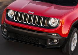 jeep renegade exterior the 2017 jeep renegade brings some competition into the small suv