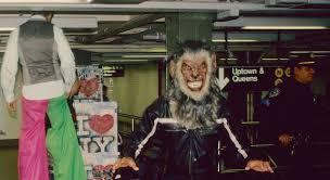 1980s Halloween Costume Fantastic Candid Photographs Capture Yorkers