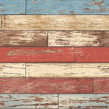 Faux Wood Wallpaper by A Street Prints Scrap Wood Wallpaper Weathered Wooden Planks A