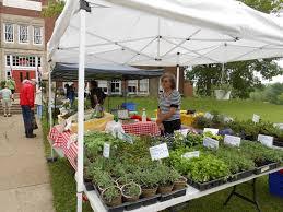 Market Stall Canopy by Market Street First Street Community Center
