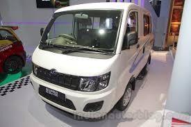indian car mahindra mahindra supro electric auto expo 2016 live