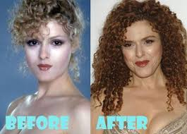 bernadette hairstyle how to bernadette peters plastic surgery before and after pictures