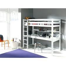 lit mezzanine ado avec bureau et rangement lit mezzanine pas cher lit mezzanine bureau ado lits superposas
