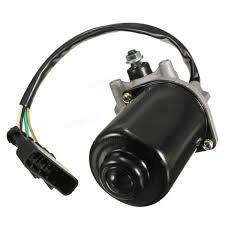 black front wiper windscreen motor for vauxhall astra g mk4 98 04