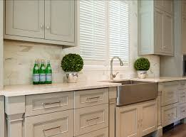 Marble Tile Kitchen Backsplash Kitchen Kitchen Pantry And Laundry Room Design Home Bunch