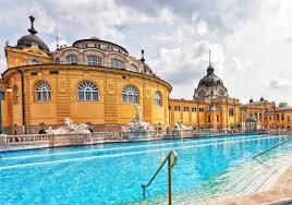 bagno termale e piscina széchenyi budapest ed il parco termale sz chenyi thermal bath