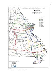 Modot Road Conditions Map Chapter Four Review Of Agency Responses Post Extreme Event