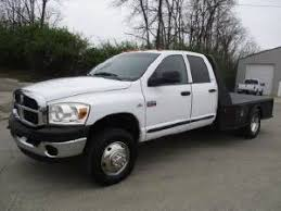 Bale Beds For Sale Dodge Ram 3500 Flatbed Trucks For Sale 19 Listings Page 1 Of 1