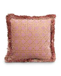 strongwater pillows strongwater 14x14 mille fiori pillow neiman