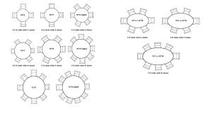 5 foot round table how many does a 5 foot round table seat round designs