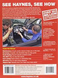 mazda mx 5 service and repair manual haynes service and repair