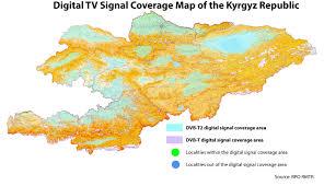 Tv Reception Map Popular 194 List Tv Signal Map