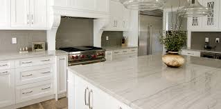 Glass Pendant Lighting For Kitchen Islands by Furniture Espinella Quartzite Countertops On White Kitchen Island