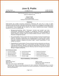 resume templates for accounts payable and receivable training federal resume template resume name