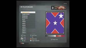 Cool Rebel Flags Call Of Duty Black Ops Emblem Tutorial Rebel Flag General Lee