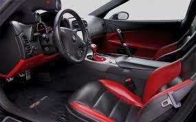 Corvette C6 Interior Corvette Z06 Ron Fellows Interior Upgrade Camhughes Com