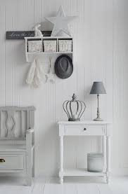 White Hallway Console Table Thin Console Hallway Tables