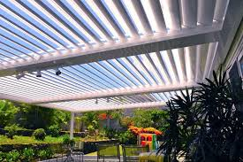 Pergola Roof Options by The Pergola Roof Guide