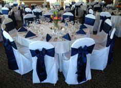 navy blue chair sashes best 25 white chair covers ideas on wedding chair