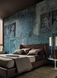 muster tapete schlafzimmer mustertapete paparazzi schlafzimmer blau freshouse