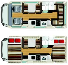 camper van layout pandora rv vehicle information by star rv