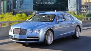 bentley flying spur 2014 2014 bentley flying spur uber luxury sedan makes its mark in