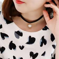 punk collar necklace images Punk choker necklace statement simple boho chain necklaces jpg