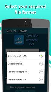 rar file opener apk rar unzip unrar zip 1 0 apk android 4 0 x sandwich