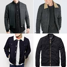 Wool Bomber Jacket Mens 20 Stylish Coats And Jackets For Men In 2015