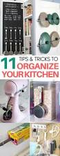 11 genius kitchen organization tips you u0027ll want to steal