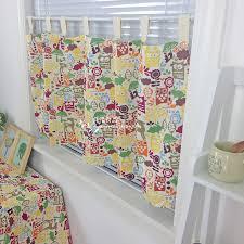 owl kitchen curtains ideas cute owl kitchen curtains