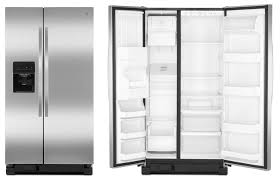 sears appliance black friday kenmore side by side stainless steel refrigerator 683 at sears
