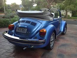 blue volkswagen beetle for sale 1978 champagne edition ii all the vw beetle special editions