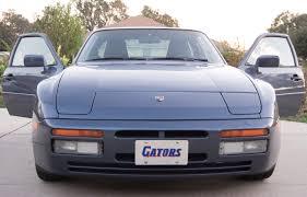 porsche 944 blue double take both baltic 1989 porsche 944s2 german cars for
